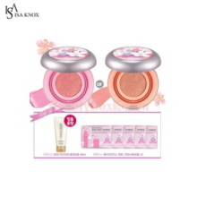 ISA KNOX Glow Cushion Blusher 9g [Cherry Blossom Collection 2]
